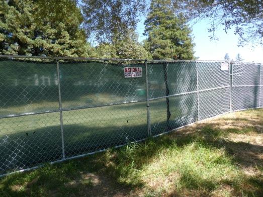 Benchland fence...